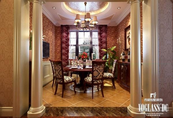 欧式 别墅 巴洛克 客厅 餐厅 卧室 厨房 其他图片来自北京别墅装修