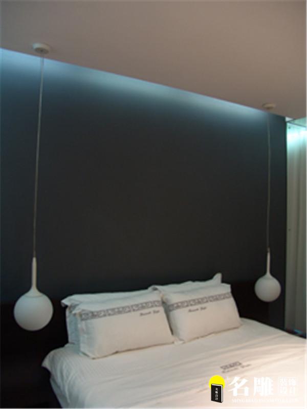 名雕装饰设计-阳光带海滨城-现代风格卧室