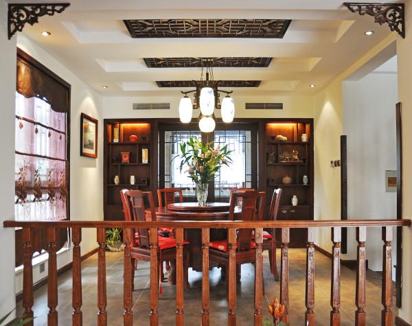 餐厅图片来自新空间新整装陈二丫在典雅中式风格的分享图片
