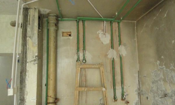 热水器位置