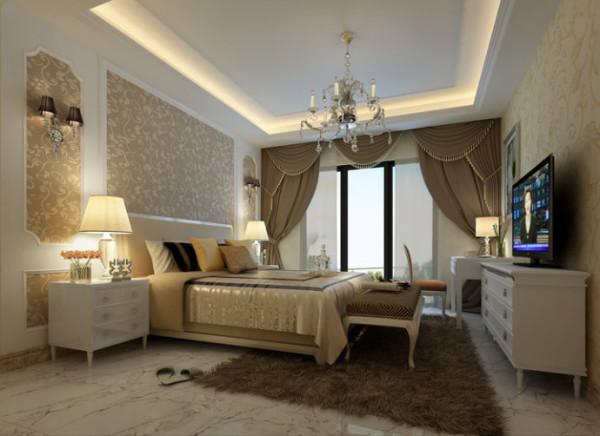 主卧室不仅是睡眠、休息的地方,而且是最具私隐性的空间。主卧室须依据主人的年龄、性格、志趣爱好,考虑宁静稳重的或浪漫舒适的情调,创造一个完全属于个人的温馨环境。