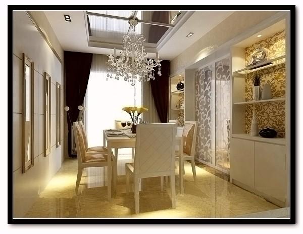房子装修设计整体色调以暖色调为主,温馨、简约而大气。时尚设计的吊顶、电视柜、餐桌吊顶对整个房子有画龙点睛的作用,也考虑到业主工作繁忙之余,回到家可以有个轻松愉悦的心情。