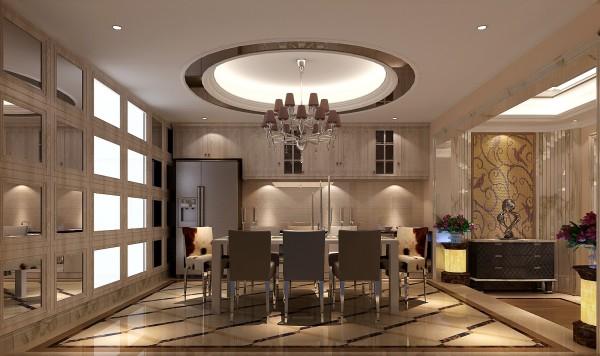高度国际设计师从细节入手,把整个空间用点、线、面的元素将整个空间联系在一起,使的整个空间看上去很饱满,很 舒服。