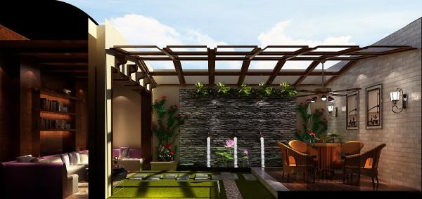 庭院 简朴.优雅.温暖的托斯卡纳风格的室内风格,采用天然材质如木头..石头和灰泥表现出来,丰富的材质肌理则将这种风格发扬光大。这种设计产生一钟节奏感的视觉效果,而一般乡村给人的感觉只有一种建筑风格