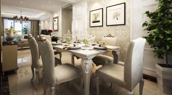 餐厅的墙面采用镜面装饰,充足的自然光以及镜面带来的扩充空间的效果,使房主人视觉开阔,身心舒畅。虽然餐厅空间不大,但是合理的布局和镜面的作用,不会带来丝毫的局促。