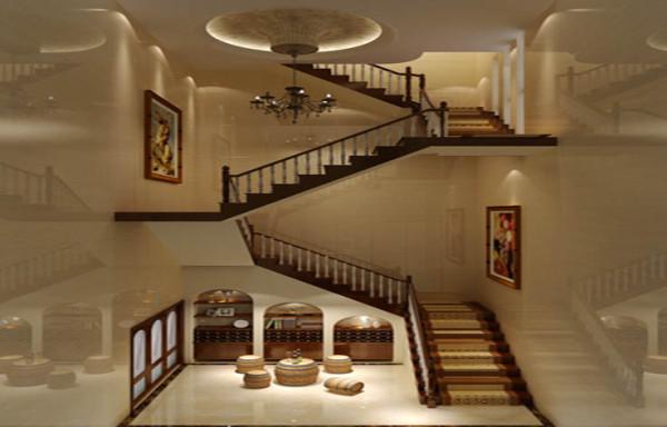 人家有旋转木马,咱有旋转楼梯