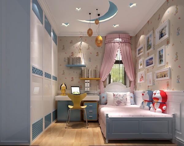 小女儿房间