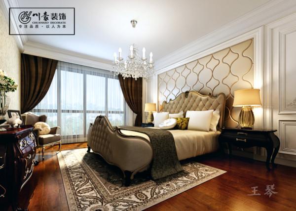 华润凯旋门199㎡古典风格设计 合肥装修公司