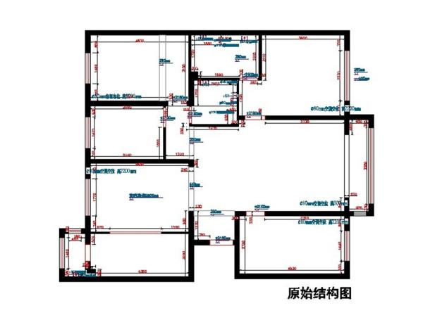 使整个中式空间中融合了现代的元素,打造出一个具有现代审美和中式韵味的家居环境。