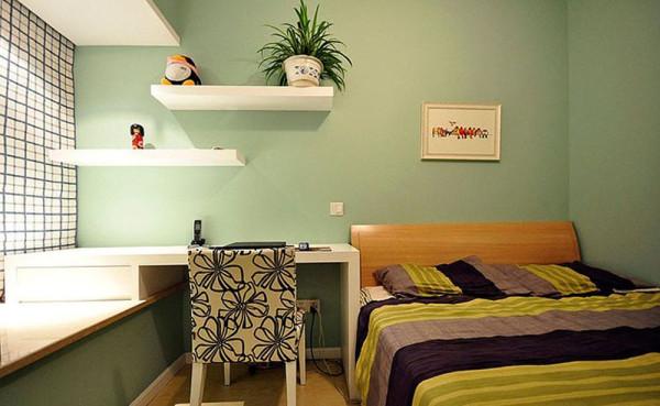 现代风格   卧室