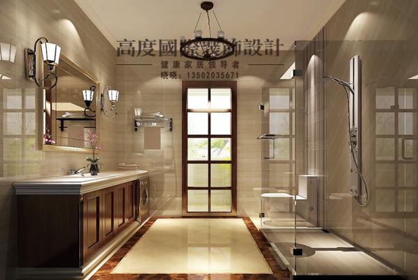 干湿分离的设计可以看出主人的细腻之处,注重生活的品质,根据空间做出最合适的设计,也能符合主人的习惯的地方,温馨而舒适。