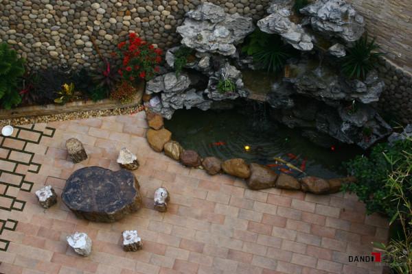 凤凰谷别墅户外花园