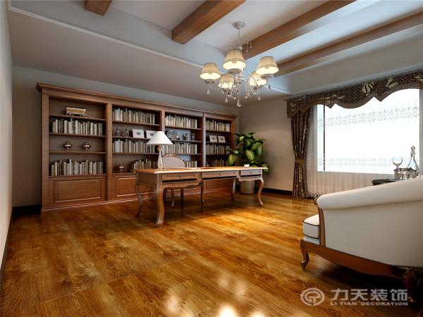 卧室,书房一般都设置在二楼,可以不受外界打扰