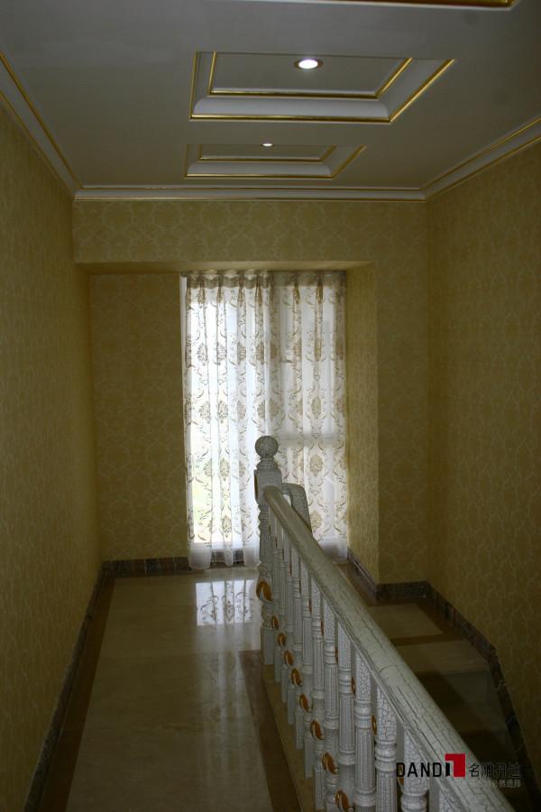 名雕丹迪设计-宏发领域别墅-欧式风格楼梯