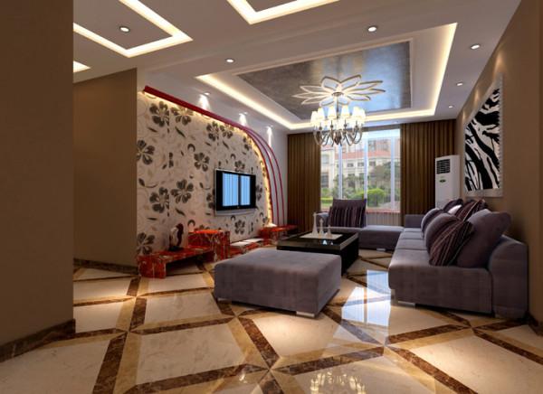 装饰材料与色彩为现代风格的室内效果提供了空间背景,在材料之间的关系交接上,现代设计需要通过特殊的处理手法和精细的施工工艺来达到要求,装饰画。
