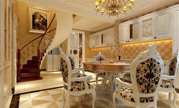 在空间设计中追求放荡不羁的自由空间。改变一些建筑结构,让整体空间使用率更高,墙面、地面、顶面以及家具陈设乃至灯具器皿等以较为复杂的造型、纯洁的质地、精细的工艺为其特征。