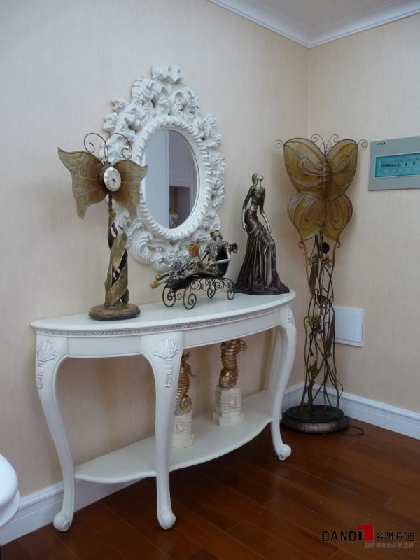 名雕丹迪设计-星洲湾别墅-欧式风格梳妆台