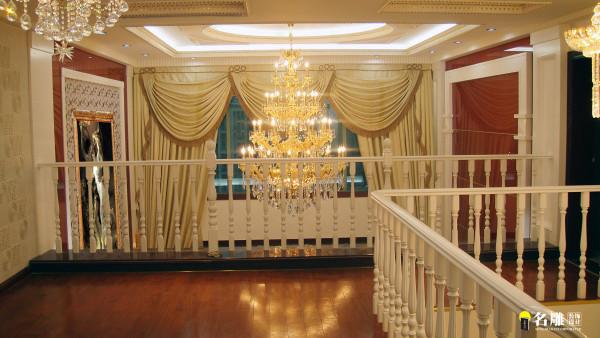二楼扶手设计
