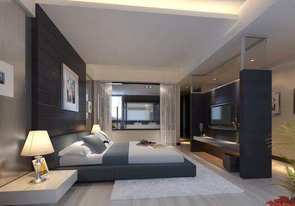 别墅设计-简洁奢华大方的现代新简约主义风格