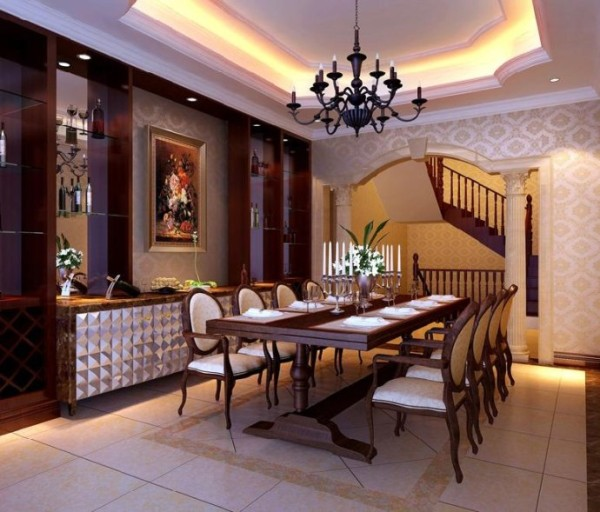 最终呈现在业主眼前的是一个温馨舒适的个性空间,地砖从餐厅延伸到客厅,甚至家里的每个角落。