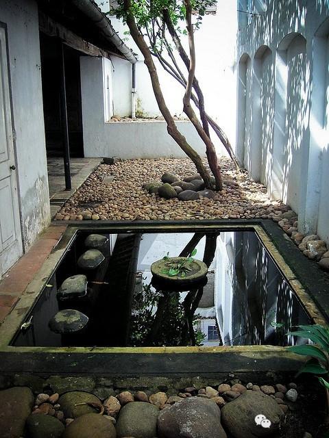 唯美禅意的日本庭院设计元素