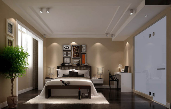 主卧室装饰效果图