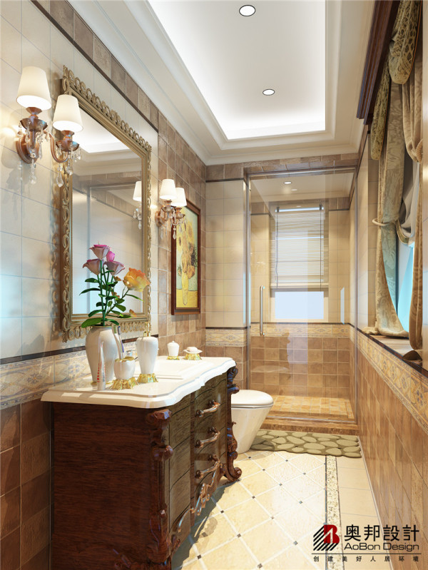 卫生间的空间设计