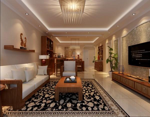 客厅装修东南亚风格