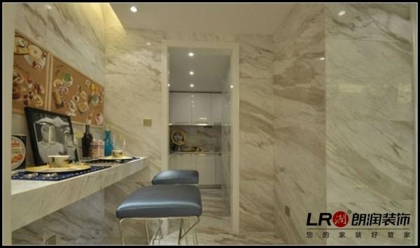 泰悦湾-三居室-112平米-餐厅装修设计