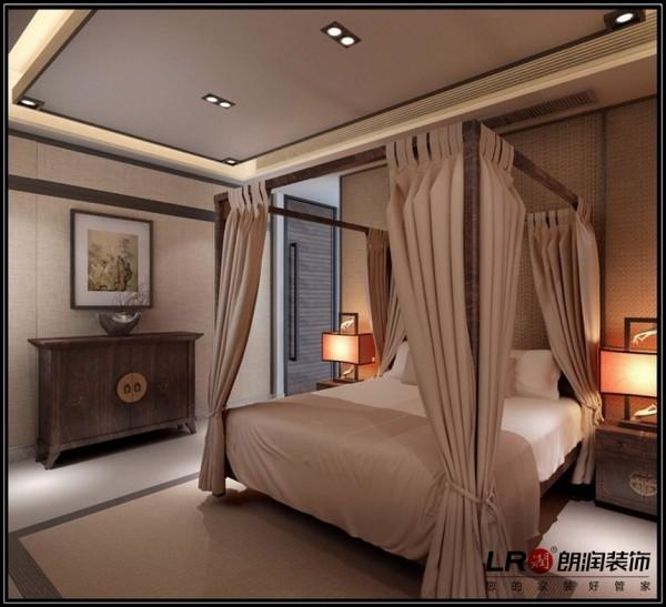 海骏达蜀都1号-二居室-111.69平米-卧室装修设计