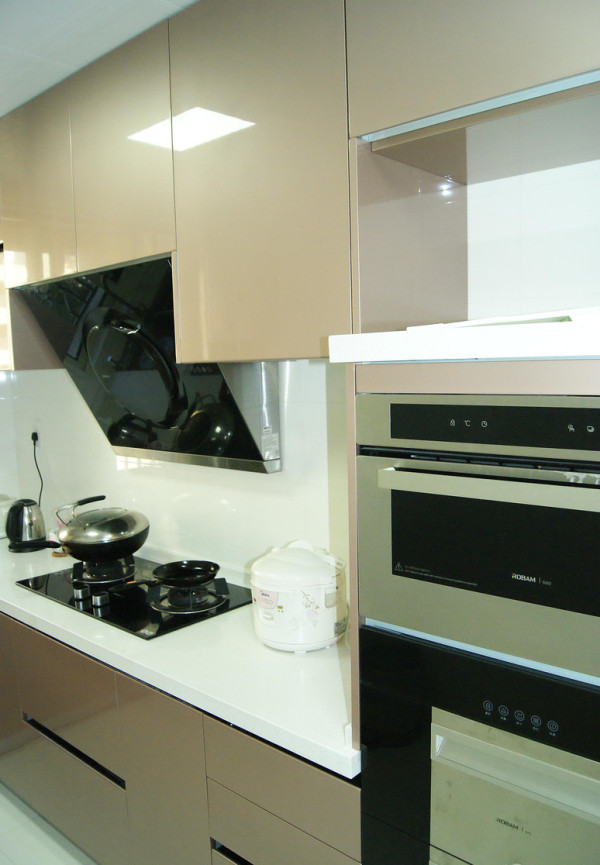 厨房559套餐的真实橱柜