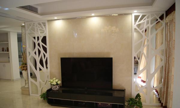 大气的电视背景墙