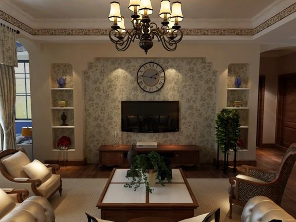 客厅;客厅是一家人活动区域最多的空间,怎么样是空间体现出一种不一样的感觉的, 设计师在设计客厅的时候,色彩点缀比较多一些,通过色调和吊顶的搭配让空间。