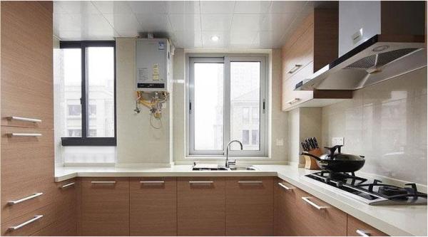 鹭湖宫七区-二居室-86.74平米-厨房装修设计   家具选择上强调让形式服从功能,一切从实用角度出发,废弃多余的附加装饰,点到为止