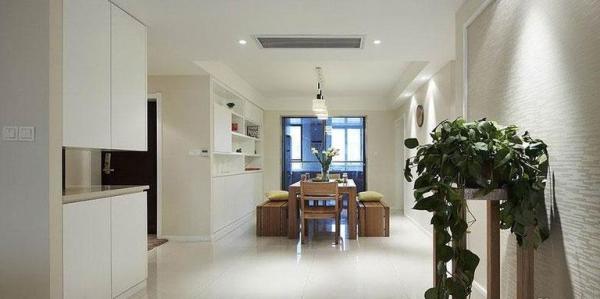 鹭湖宫七区-二居室-86.74平米-其它装修设计   家具选择上强调让形式服从功能,一切从实用角度出发,废弃多余的附加装饰,点到为止