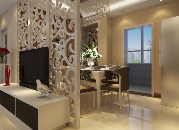 餐厅是家居生活的重要组成部分不仅要美观更要实用还要考虑整体性。