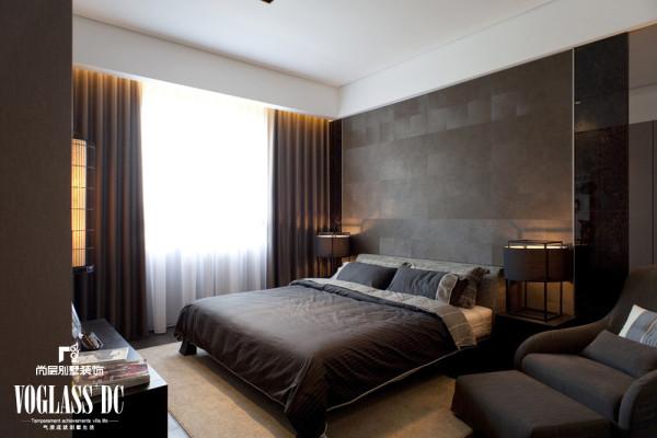 天津装修公司——尚层装饰卧室效果图