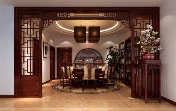本案在形式上以浪漫主义为基础,运用大理石和华丽多彩的织物,以及精美和多姿曲线的家具,让室内显示出豪华、富丽的特点,充满强烈的动感效果。