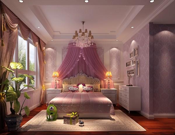 """简欧风格继承了传统欧式风格的装饰特点,吸取了其风格的""""形神""""特征,在设计上追求空间变化的连续性和形体变化的层次感,家具门窗多漆为白色"""