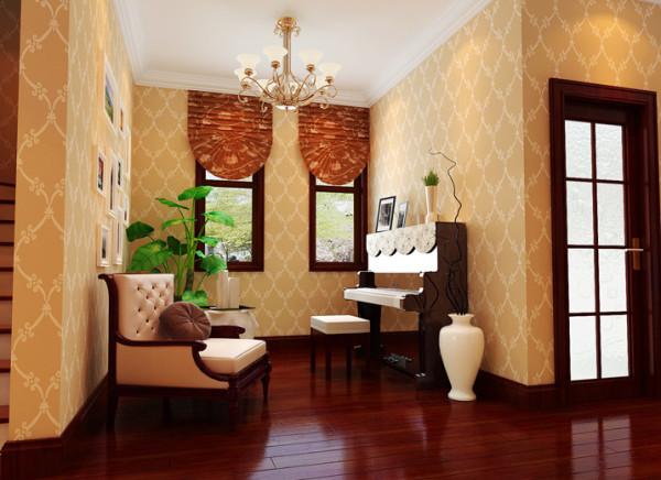 休闲空间应该合理的利用房间的空间,布局和装饰与整个风格和房间统一