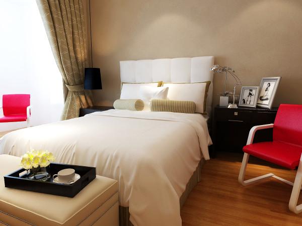 远见新中式装修设计案例,卧室装修设计效果图展示