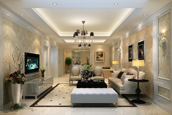 此案为一层带地下花园洋房,地下两层层地上一层,前后拥有花园,通风采光好,户型方正,结构合理,空间高,是一套不可多得的经典户型。