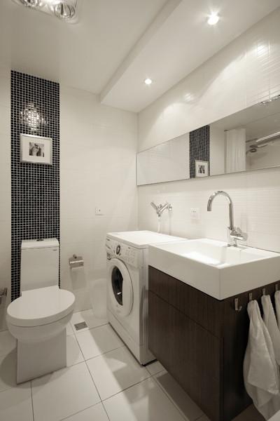 保利罗兰---三居室卫生间效果图展示