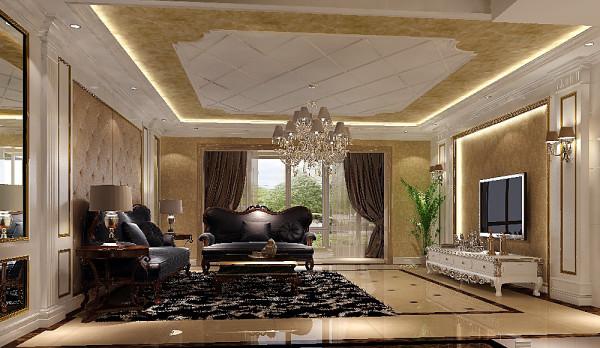 它 在 形 式 上 以 浪  漫  主 义 为 基 础,常 用 大 理 石 、华 丽 多 彩 的织物、精美的地毯、多姿曲线的家具,让室内显示出豪华、富丽的特点,充满强烈的动感效果。
