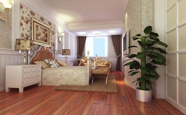 卧室现代风格效果 温馨舒适