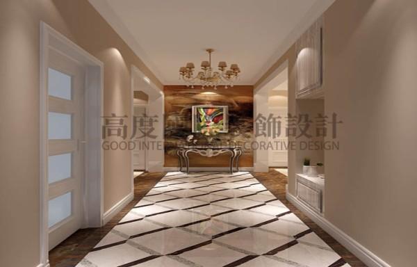 打破传统繁荣的设计方式,将三居改为两居两厅两卫,整体颜色运用较为大胆。
