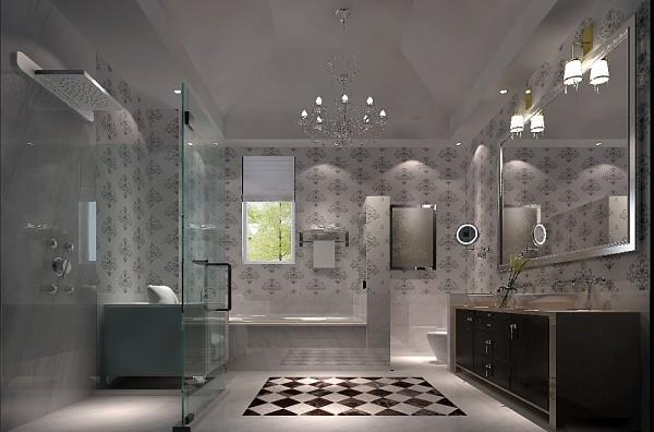 在材质上,运用暖色墙漆等,将传统风韵与现代舒适感完美地融合在一起。 简洁大气,色彩与布局相呼应。
