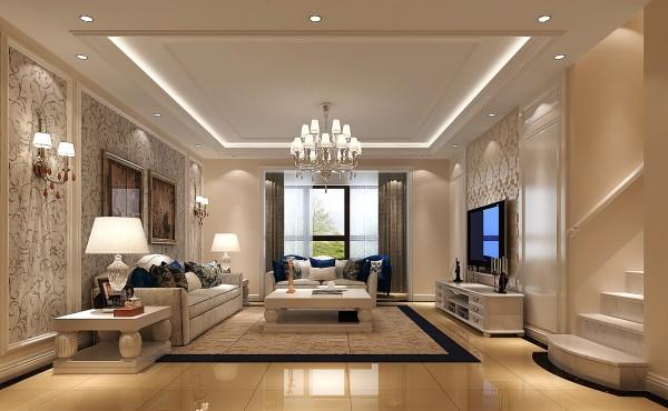 该空间的设计主要采用了鲜明简洁的色调,主要材质为壁纸,柜子的打造上与色彩的运用上多为采用白色漆。强调室内空间形态和实物的单一性。简单明了的色彩给人们带来心灵上的一个触碰。