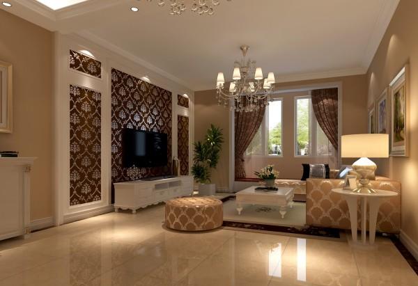 同样地面部分设计师运用仿石材拼花地砖斜铺,从地面给人同样的空间拉伸感,为这个入户空间锦上添花!