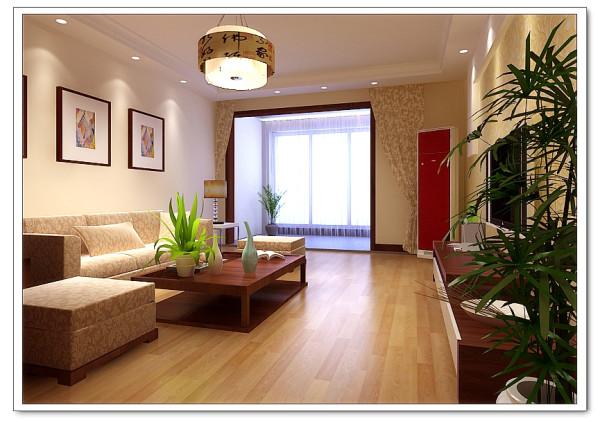 不同角度展示客厅的现代美